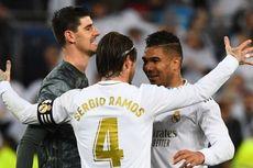 Pelatih Real Madrid: Courtois Buat Haters Terdiam dengan Mengalahkan Barcelona
