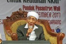 PGI: Wafatnya Mbah Moen, Kehilangan bagi Seluruh Bangsa Indonesia