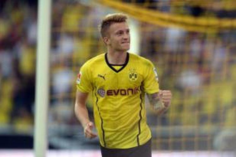 Gelandang serang Borussia Dortmund, Marco Reus.