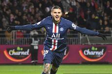 Paris Saint-Germain Dikabarkan Permanenkan Mauro Icardi