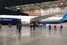 Pintu Meledak, Boeing Tunda Uji Coba Pesawat 777x
