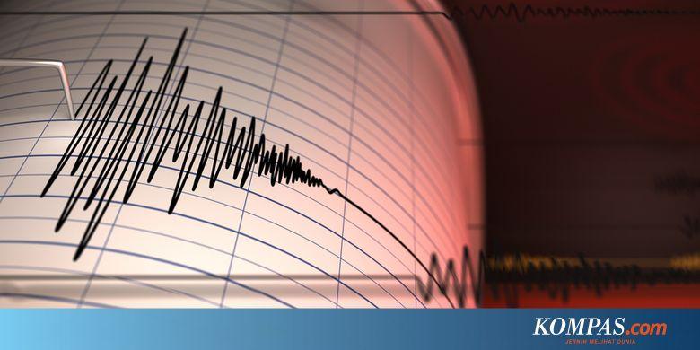 Gempa 6,6 Magnitudo Guncang Sulawesi Utara, Tak Berpotensi Tsunami