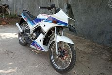Tips Membeli Motor Sport 2-Tak Suzuki RGR 150