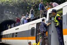 Korban Kecelakaan Kereta Taiwan Ungkap Momen Mengerikan Saat Tabrakan