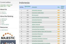 15 Universitas Terbaik di Indonesia Versi Webometrics