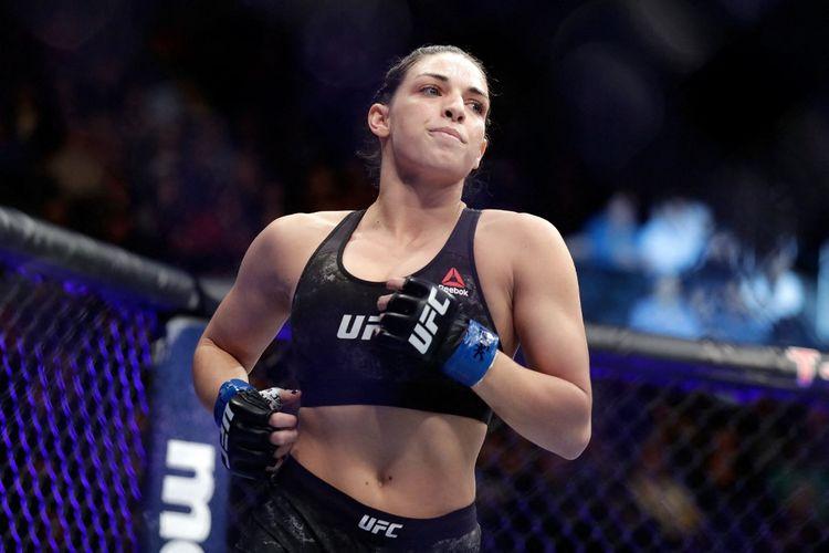 Petarung UFC asal Portugis-Amerika Serikat, Mackenzie Dern.