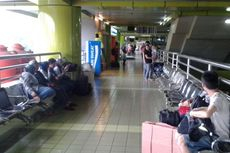 Musim Mudik, Kok Stasiun Gambir Tak Seramai Senen?
