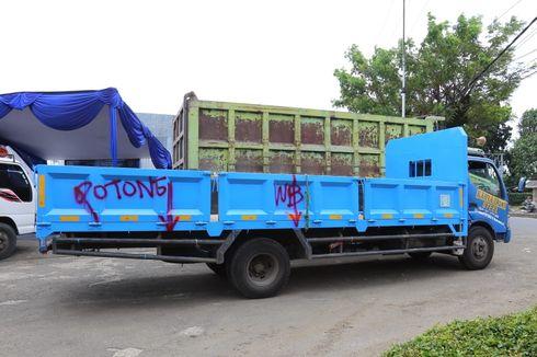 Kendaraan ODOL Ancaman Terbesar Kualitas Jalan Tol Trans-Sumatera
