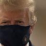 Trump Bersumpah Tak akan Wajibkan Warganya Pakai Masker