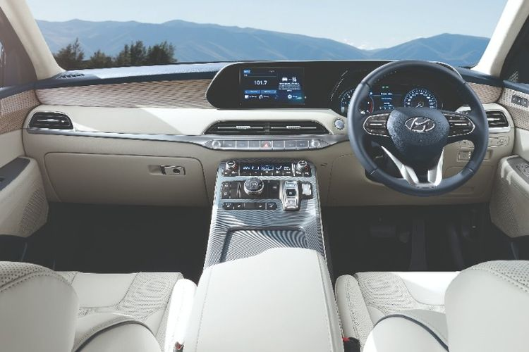 Hyundai Palisade Siap dipasarkan di Indonesia pada 2021