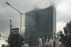 Gedung Swiss-Belhotel yang Terbakar Tak Punya Sistem Keselamatan Kerja yang Baik