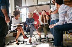 Menurut Penelitian, Warna Ruang Kantor Pengaruhi Produktivitas
