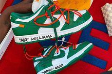Lagi, Sneaker Nike Dunk Low Kreasi