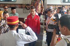 Tiba di Garut, Jokowi Tinjau Reaktivasi Jalur KA Cibatu-Garut
