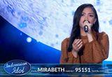 Saat Mirabeth si Mermaid Sukses Pukau Juri di Showcase Indonesian Idol X
