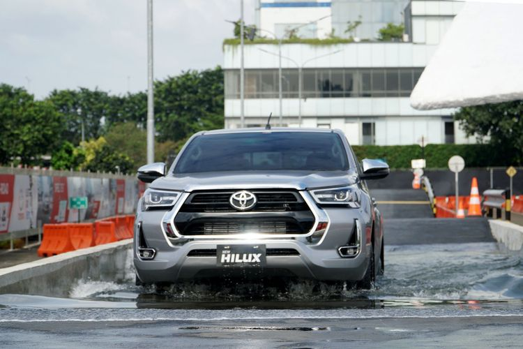 New Hilux 2020
