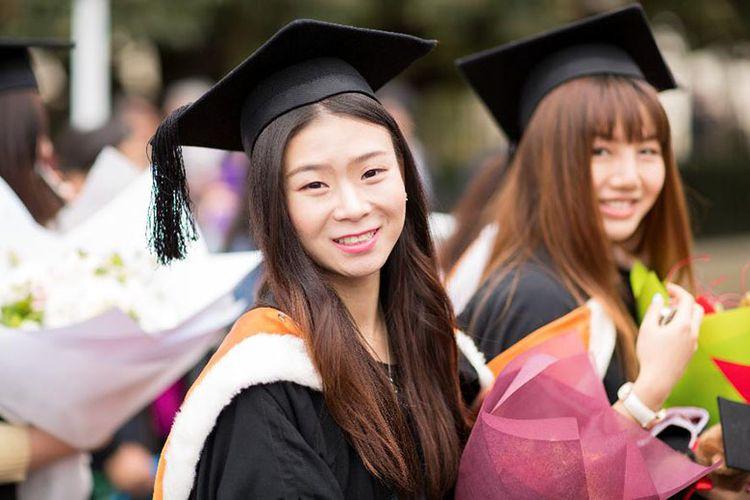 Ilustrasi kuliah di New Zealand.