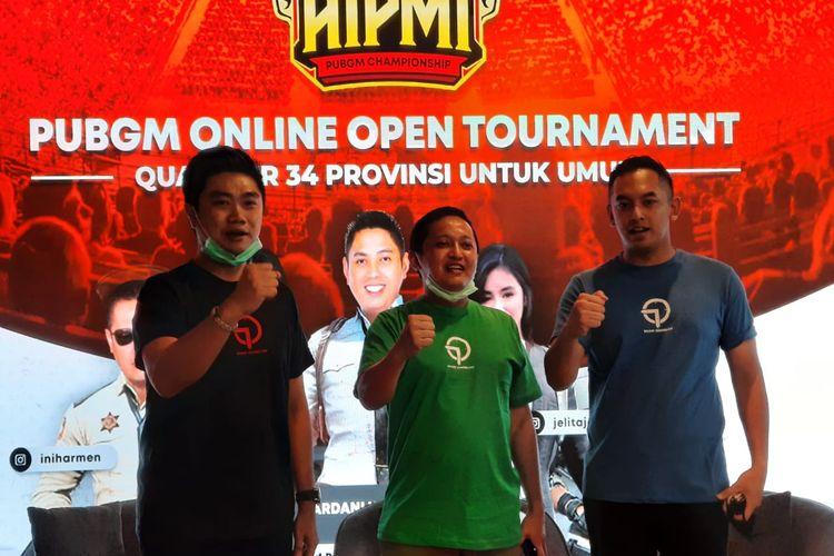 HIPMI menggelar ajang esport bertajuk PUBGM Online Open Tournament 2020.