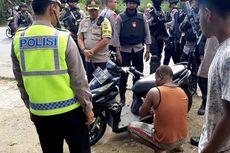 Operasi Patuh, Polisi Amankan 3 Orang Pembawa Senjata Tajam di Manokwari