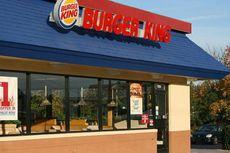 Pesan Roti Isi di Burger King, yang Diperoleh Uang Tunai Rp 32,9 Juta