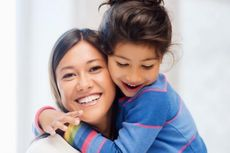 Bantu Anak Miliki Citra Diri Positif