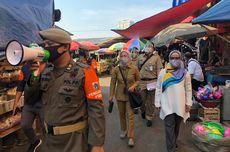 30 ASN Ikut Awasi Protokol Kesehatan di 17 Pasar di Jakarta Selatan