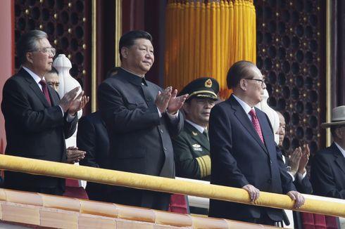 Perayaan HUT Ke-70 Dimulai, Presiden China: Tak Ada Kekuatan yang Bisa Menggoyang Bangsa Ini