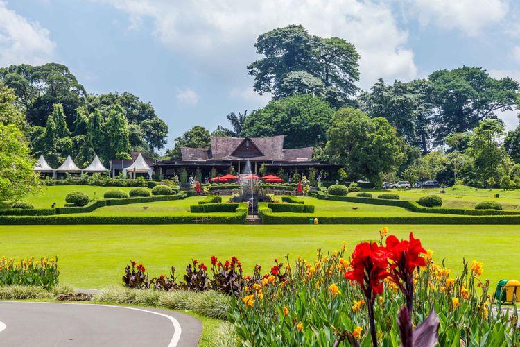 Kebun Raya Bogor.