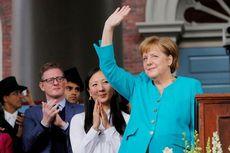 Kanselir Jerman Ajak Lulusan Harvard