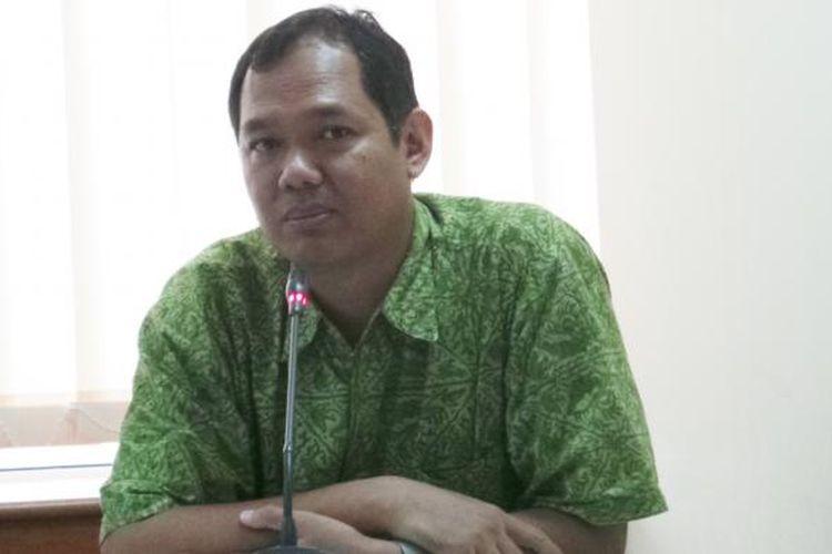 Akademisi Universitas Trisakti dan pengamat lansekap, Nirwono Joga.