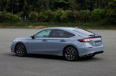 Honda Resmi Luncurkan Civic Hatchback Terbaru