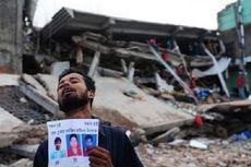 Demo Buruh Garmen Banglades Berlanjut