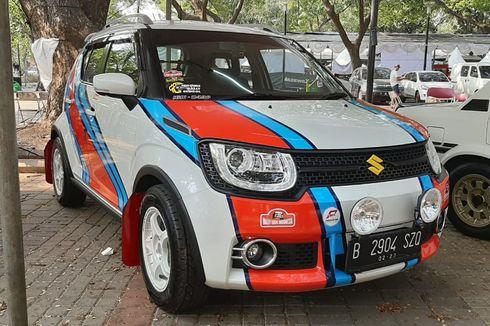 Rally Look Bikin Suzuki Ignis Jadi Lebih Manis