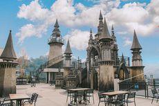 Mercusuar Cafe & Resto di Bandung, Ada Kastil Tema Abad Pertengahan