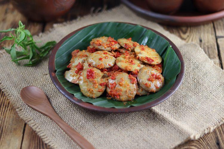 Resep Jengkol Balado Khas Padang Santap Dengan Nasi Hangat