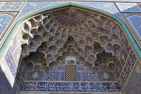 Iran dan Kemegahan Warisan Arsitektur Persia