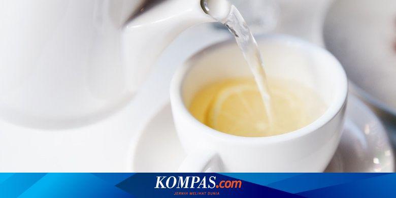 Jarang Diketahui Ini Manfaat Minum Air Lemon Hangat Sebelum Tidur