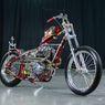 Yamaha XS650 Skinny Chopper