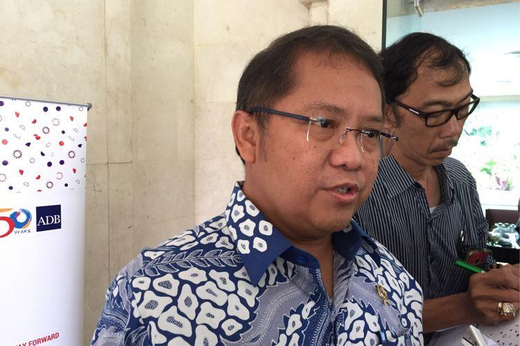 Menteri Komunikasi dan Informatika Rudiantara