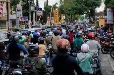 Kata Polisi soal Foto Viral Kerumunan Pendaftaran Vaksinasi di Mapolresta Banyumas