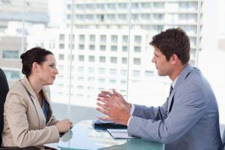 Negosiasi membutuhkan persiapan dan kemahiran.