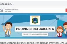 Disdik DKI Jakarta: Posisi CPDB Masih Terus Ter-update hingga Waktu Pengumuman