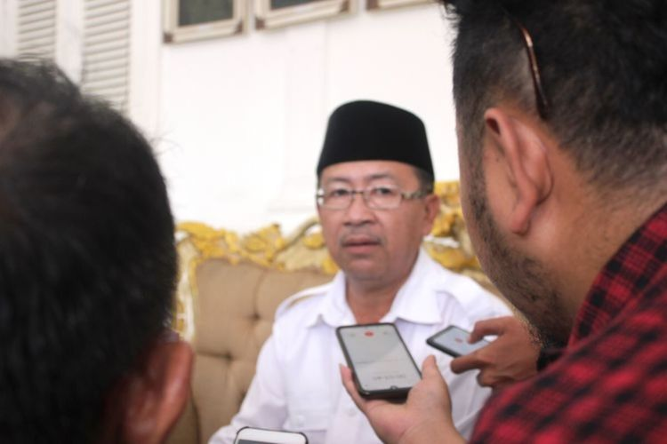Plt Bupati Cianjur Herman Suherman