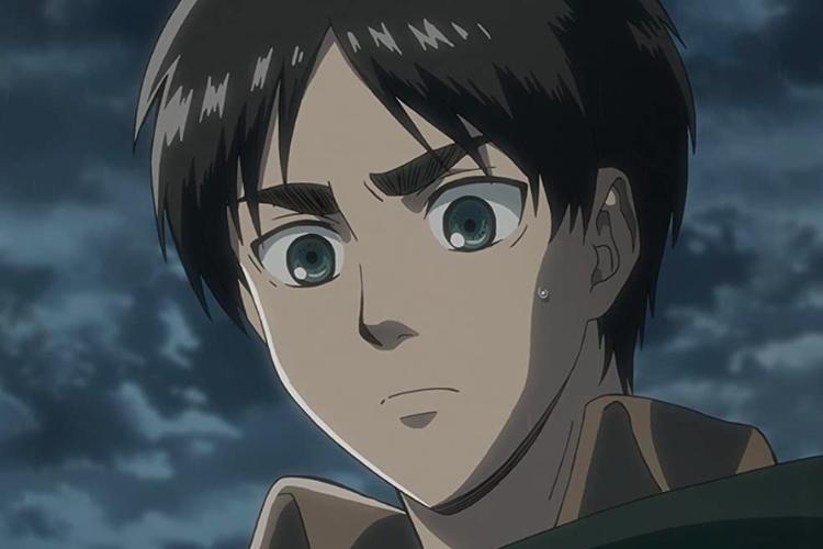 Karakter Eren Jaeger dalam serial animasi Attack on Titan