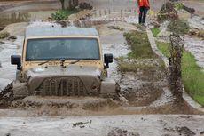 Garansindo Gelar Jeep Agility Off Road Competition