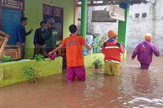 Ribuan Rumah Terendam Banjir di Lombok Timur, Pengungsi Butuh Tenda dan Air Bersih