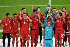 Bayern Vs Dortmund - Menang Tipis, Die Roten Jadi Juara Piala Super Jerman