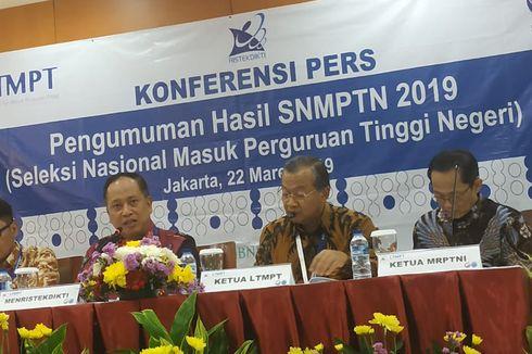 Dimajukan Siang Ini, Hasil Pengumuman SNMPTN 2019 Bisa Dilihat di Sini