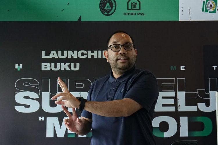 Direktur Utama PT Putra Sleman Sembada, Marco Gracia Paulo.