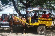 Wisata Cidomo di Pulau Gili Trawangan